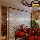Home decor pvc type eco-friendly 3d wall covering panels for interior wall decoration