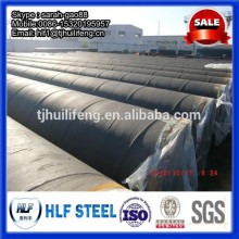 Cement Mortar Lining Pipe For Water Service (API 5L x40 )