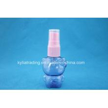 Hllo Kitty Cartoon Shape Sprayer Botella de plástico