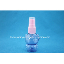 Hllo Kitty Cartoon Shape Sprayer Plastic Bottle