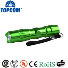 Wholesale Gift Waterproof Light Mini AA Battery Led Keychain Flashlight
