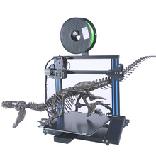 DIY 3D Printer 300*300*250mm Printing Size Works with different Filament