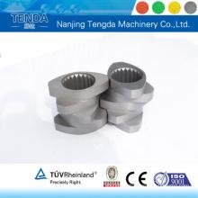 Componente de extrusão para parafuso resistente à corrosão