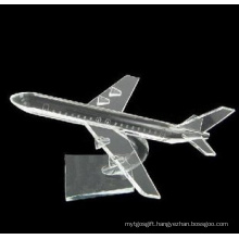 Crystal Airplane Model Table Decoration Gifts (JD-MX-008)