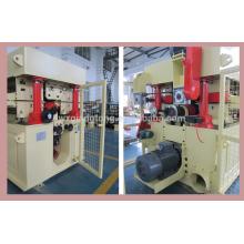 Double heatHPL / MDF / Máquina de lixar a placa de partículas 1220 * 2440 e 1300 * 2800mm