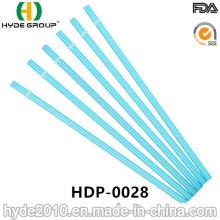Kundenspezifische Wegwerfhartplastiktrinkhalme für Partei (HDP-0028)