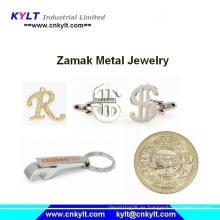 Máquina de la inyección de la joyería del metal de Kylt Zamak