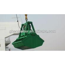 28tons eléctrico hidráulico agarre agarre hidráulico agarre