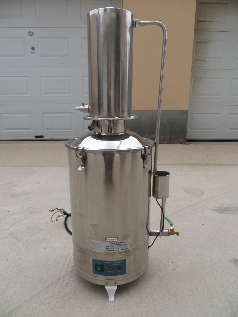 Electric heating Water Distiller