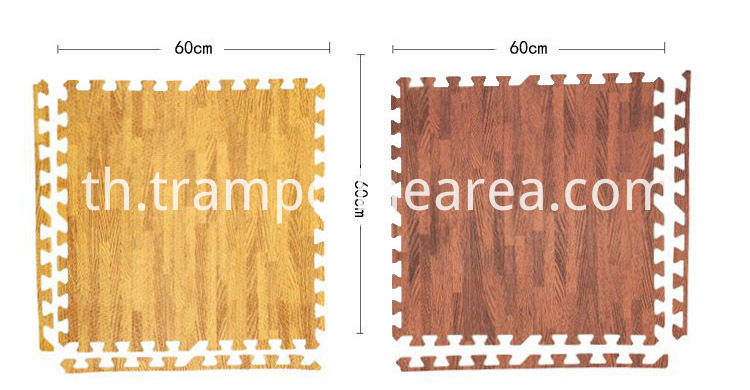 soft wood grain mat