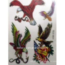 Орел временные татуировки наклейки
