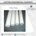 Best Quality Supplier of Teflon Rods at Best Available Rate