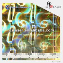 GZ-260, Hologramm Diamant Muster Meister, Prägeform