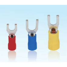 Insulated Flange Spade Terminals