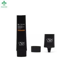 uso de cosméticos e tratamento de superfície de impressão de tela BB creme cosméticos de plástico