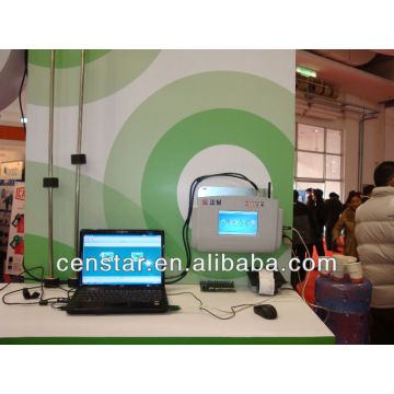 gas station petrol pump software automatic tank gauge system