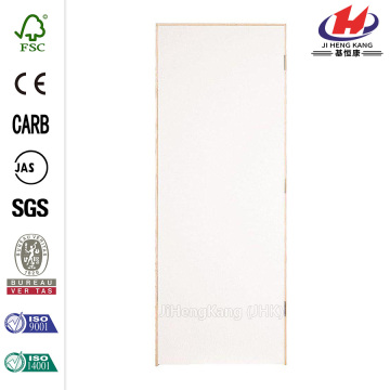 Smooth Flush Hardboard Hollow Core Interior Door