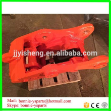 hitachi ex60 ex100 ex120 ex200 zx60 zx70 zx210 zax230 zax250 ex300 excavator quick coupler Hydraulic quick hitch