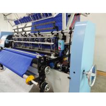 Máquina de coser tejidos de lanzadera automatizada