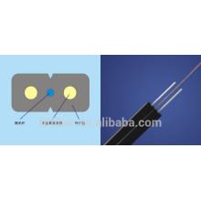 ftth 1 core FRP strength member fiber drop cable