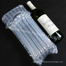 PA/PE Free Sample Air Inflatable Bag for Red Wine Packaging