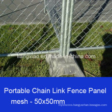 Portable Temporary Fence Panels