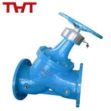 Novos produtos de design válvula hidráulica de controle de equilíbrio de pressão