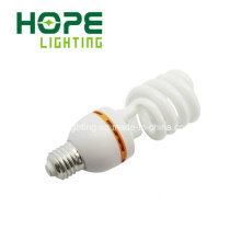 Tri-Color T3 15W Half Spiral CFL