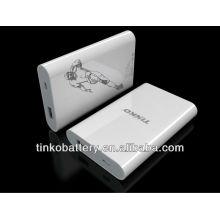 banco de potência portátil poderoso com preço favorável, usado para almofadas ou telefones