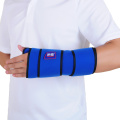 Ice wrist cold therapy wrap with gel pack
