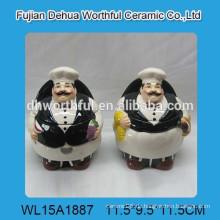 Beliebte Keramik Koch Gewürz Set für Küche