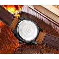 6833 5hands световой Многофункциональный Кварцевые часы