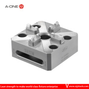Small EDM or Wire Cut EDM CNC Lathe Machine Various Types of Cutting Tools of Square Stainless Steel 4 Jaw Lathe Chuck