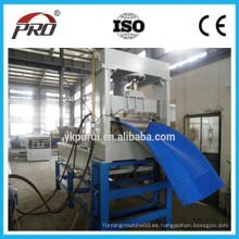 Certificado ISO / CE Tornillo unido Arco Roof rodillo que forma la máquina