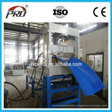 ISO/CE Certificate Screw Jointed Arch Roof Roll Forming Machine