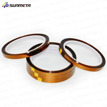high temperature heat resistant insulation tape for sublimation use