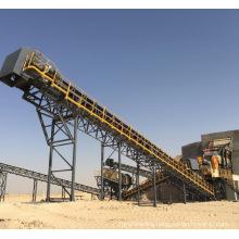 Ske Heavy Duty Belt Conveyor with Belt Width 500mm~2600mm