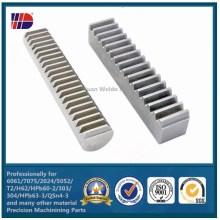 Edelstahl, Aluminium, Metall Zahnstangen und Zahnräder (WKC-108)