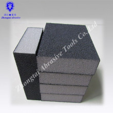 """3-3 / 4 """"* 2-1 / 2"""" * 1 """"óxido de alumínio quatro lados lixar bloco spong"""