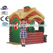 JQ3007 Hotsale Kids Plastic Play House Garden Toy