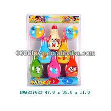 2013 горячая продажа детей хлопок боулинг мяч игрушка