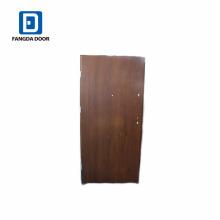 flush price einflügelige Stahl-Feuerschutztür
