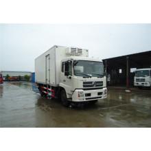 Dongfeng Tianjin 10-12 Ton Frigorífico Camión