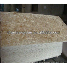 1220x2440x9mm cheap price for the OSB panel board