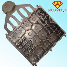 Aluminio muere fundición molde parte filtro