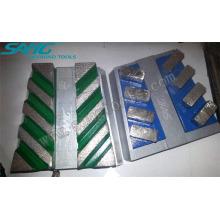 Metal y diamante de resina Frankfurt para pulido de mármol (SA-112)