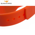 Silicone NFC RFID-armband voor zwembad