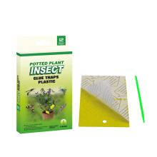 Indoor Potted Planted Insect Sticky Trap