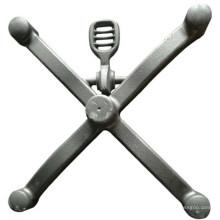 Профессиональный баодин хэбэй сталь/железо литье в песчаные формы отливок
