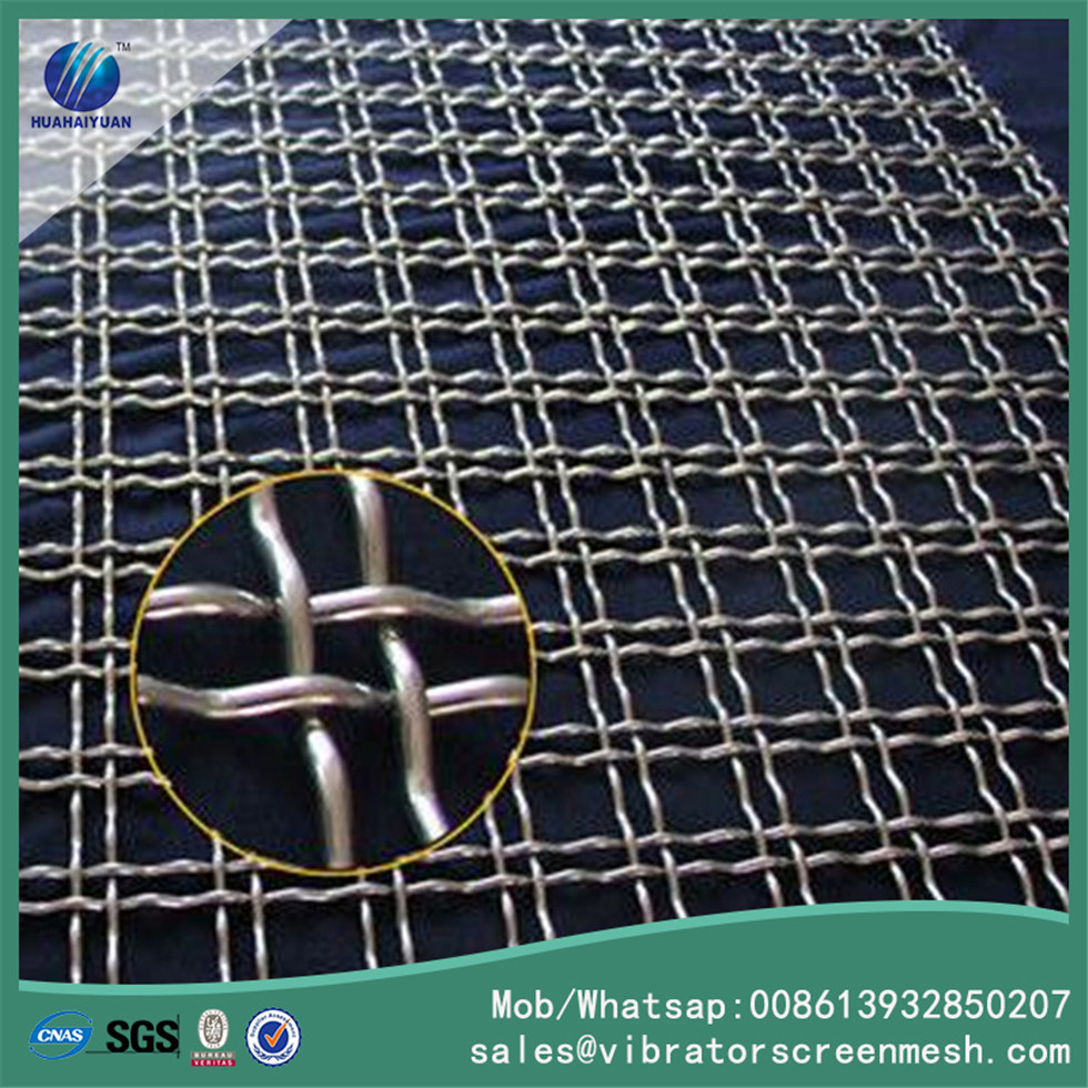 High Frequency Vibrator Mesh